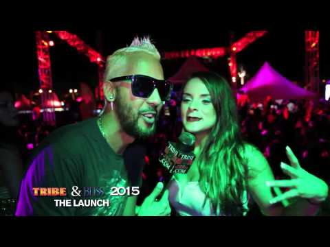 TRIBE/BLISS 2015 Band Launch Pt 1