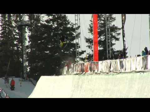 Aj Kemppainen Kills it at Ski Super...