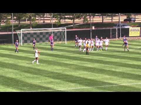 Utah Valley University Women's Soccer post match wrap vs. Central Arkansas