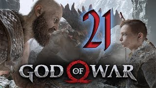 🔴 TERMINANDO LOS RETOS DE MUSPELHEIM - GOD OF WAR - PARTE 21!!!