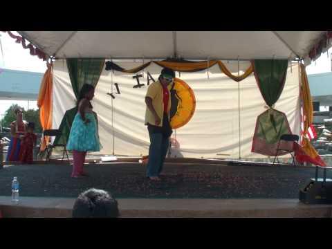 IUCA India Fest 2010 : Om Namaste Adara Kottu & Ringa Ringa...