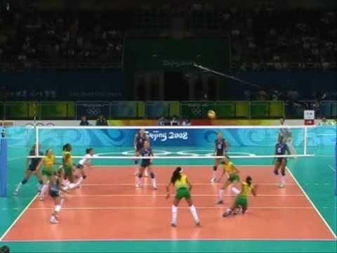 Voleibol Feminino - Jogos Olimpicos de Pequim - Olimpiadas 2008