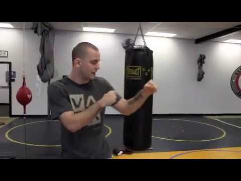 How To Get Stronger Punching Power | Kickboxing in Richmond Image 1