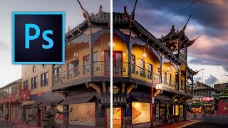 Photoshop Blending Modes for Photographers