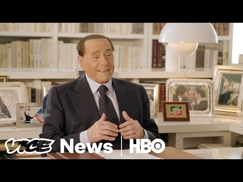 Inside Italy's Silvio Berlusconi: VICE News Tonight (HBO)