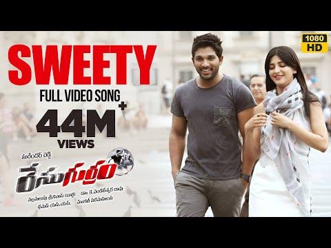 Sweety Sweety || Race Gurram Video Songs || Official [hd] || video