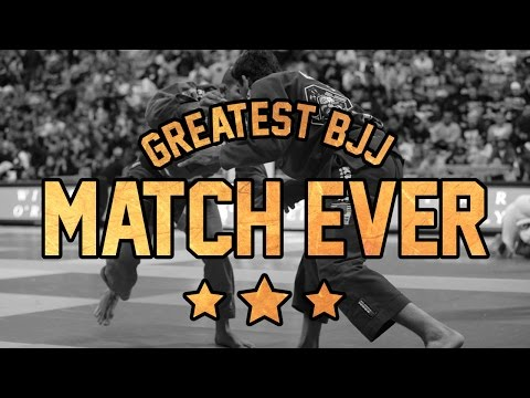 "Greatest BJJ Match ever! ""Buchecha"" Almeida vs Rodolfo Vieira 2012 worlds abosolute"