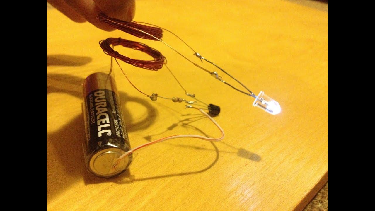 Как сделать беспроводной зарядник для телефона своими руками