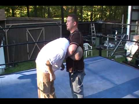 Vertical Suplex - How to do a pro wrestling suplex