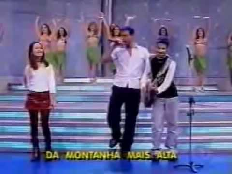 Sandy & Junior e Enrique Iglesias - You're My #1 (Faustão) Music Videos
