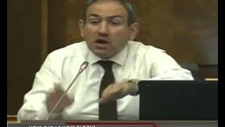 """To""-n du es mek el qo shefere. Nikol Pashinyane Vardan Ayvazyanin"