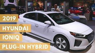 2019 Hyundai IONIQ Plug-in Hybrid @ 2019 Chicago Auto Show