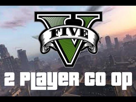 ★ GTA 5 - 2 Player Co-Op?!   GTA5 Talk Ep. 11