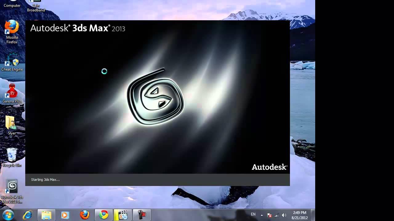 3ds max crack download