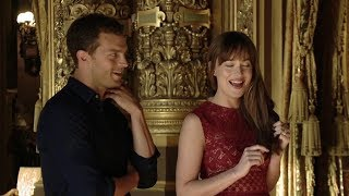 Behind The Scenes on FIFTY SHADES FREED & Clips