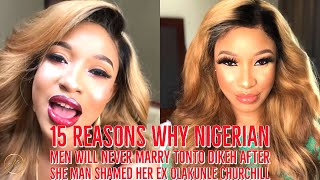 Will Nigerian Men Seek Tonto Dikeh's Hand In Marriage  After This?