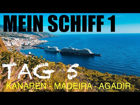 Mein Schiff 1: Kanaren, Madeira, Marokko - Tag 5 - Santa Cruz - La Palma