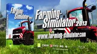 Farming, Simulator, 2013, Official, Gamescom, Trailer, GIANTS, Software, Landwirtschafts, Teaser