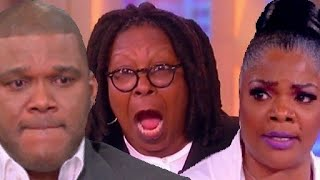 Mo'nique Slams Whoopi Goldberg and Tyler Perry in 2019   1 Year After Bad Netflix Deal!