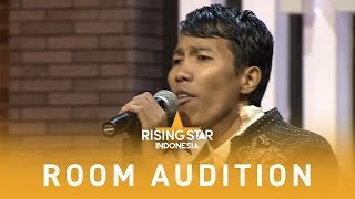 Hendra Nanda ``I Will Never Let You Down``   Room Audition 1   Rising Star Indonesia 2016