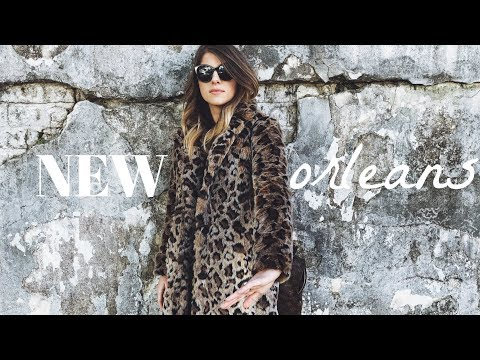 New Orleans | The FASHION, STREETS, SIGHTS ♥ Part 2 | Vlog