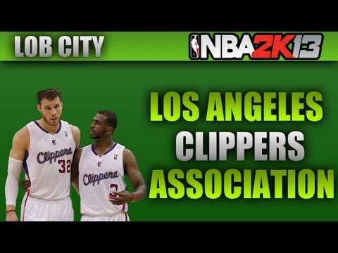 NBA 2K13 Los Angeles Clippers Association - Introduction - Ep.1