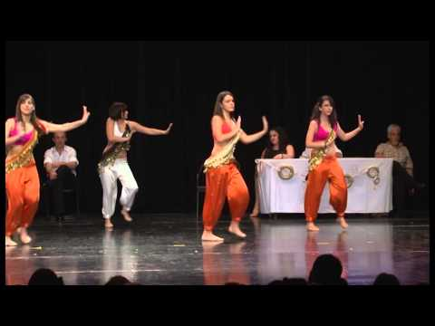 Eurotalent Dance Academy (etda) Zumba Bolywood  Indian Dances video