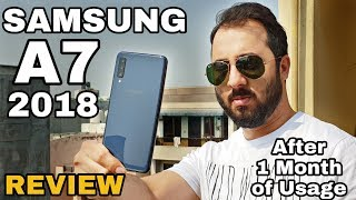 5 Reasons Not To Buy Samsung A7 2018|Samsung A7 2018 Review After 1Month Of Usage