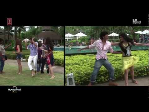 Do U Know Song Making | Housefull 2 video