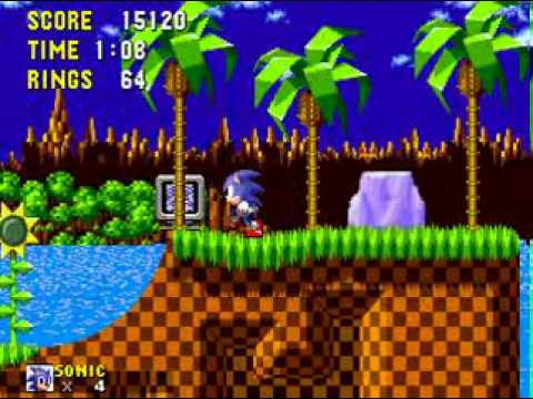 Sonic the Hedgehog - Sonic the Hedgehog - Green Hill - User video