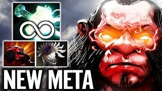 HELIX + Mjollnir + Blademail + Talent lv20 = NEW META AXE Super Counter Helix Build Singsing Dota 2