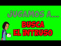 Busca el intruso | [video]