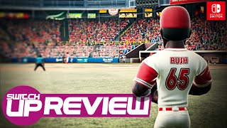 Super Mega Baseball 2 Switch Review - HOMERUN?
