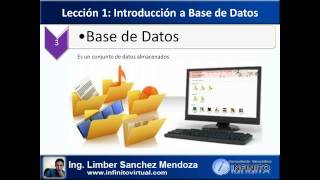 BD1 Leccion1 Introducción a Base de Datos