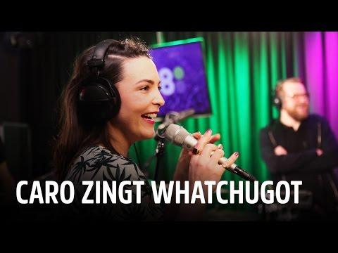 Caro Emerald - Whatchugot | Live bij Evers Staat Op