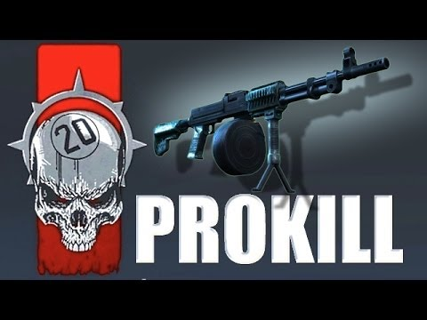 Contract Wars - RPD Prokill