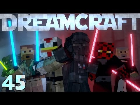 Minecraft | Dream Craft - Star Wars Modded Survival Ep 45