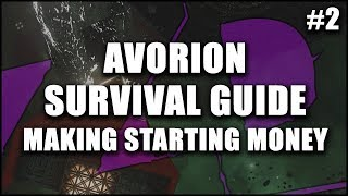 AVORION Survival Guide 2: Making Some Starting Credits & Finding Titanium for Upgrades