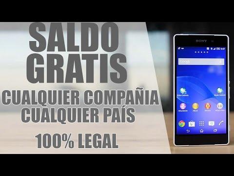 Como Tener Saldo GRATIS 2016 para Cualquier Compañia y País | 2016 | Deriam Ladines