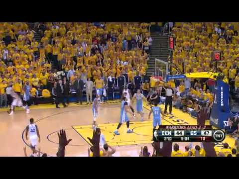 NBA CIRCLE - Denver Nuggets Vs Golden State Warriors Game 6 Highlights 2 May 2013 NBA Playoffs