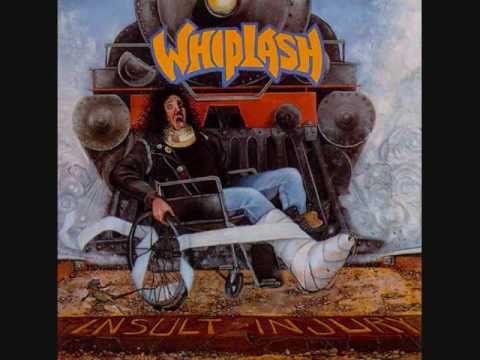 Whiplash - Witness To The Terror