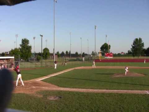 Kellen Baseball 1st inning.wmv