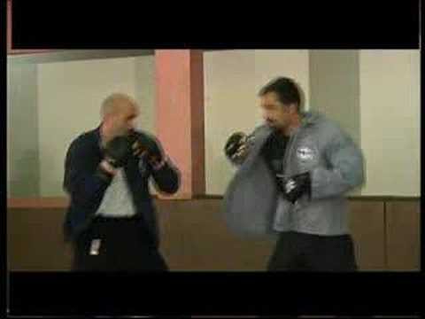Savate défense - Techniques de base