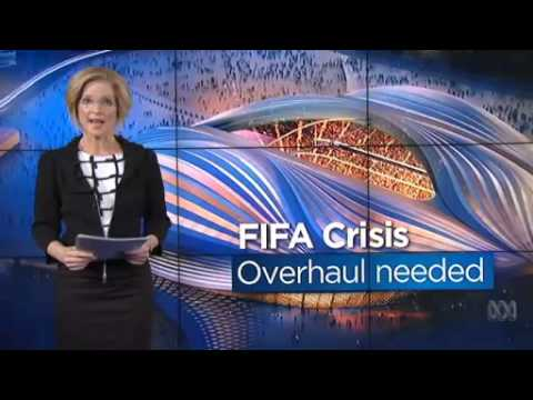 Video 5:03          FFA chairman Frank Lowy says Australia  s World Cup bid was clean, despite CONC