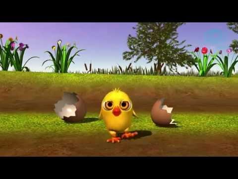 Цыпленок Пи русская версия