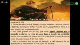 13º Apocalipse - Aparição de Jesus. após sua morte - Marcelo Badaró