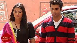 Kasam Tere Pyaar Ki | Rishi tries to convince Tanu | On Location | 18th May 2016 EPISODE