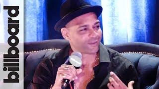 Iconic Songwriters Q&A: Descemer Bueno   Billboard Latin Music Week 2018