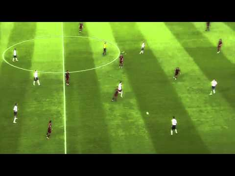 Owen Hargreaves vs. Portugal 2006 World Cup Quarter Final