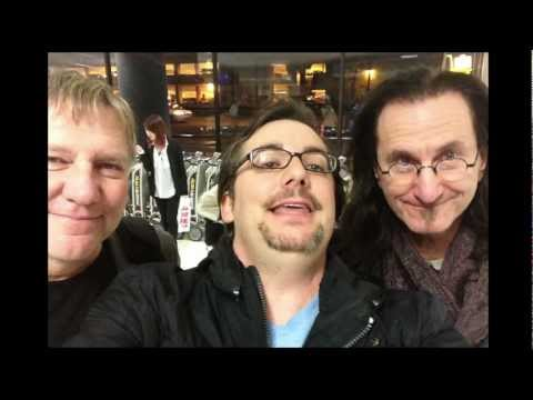 Alex Lifeson, Geddy Lee, Richard Simmons, & Eric Merola: A Love Story